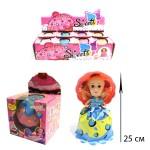 Кукла Пироженка сюрприз с ароматом в ассортименте