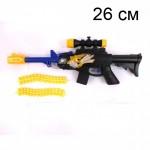 Пистолет с резиновыми пульками
