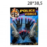 Набор полиция с липучками