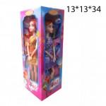 Куклы Winx (Винкс) 4х сторонняя