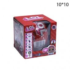 Кукла сюрприз LOL в шарике 1шт. Красный