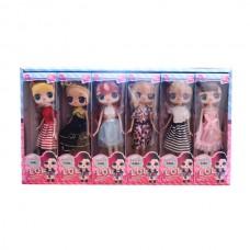 Куклы LOL 25см  в ассортименте