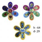 Вертушка (бабочка, пчелка, божья коровка)