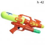 Водный пистолет с помпой Средний