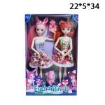 Куклы Enchantimals (Энчантималс) Двойные