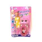 Телефон Барби с куколкой