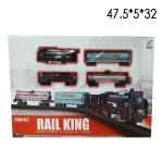 Железная дорога Rail King (средняя)*