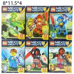 Конструктор Nexo Knights 12шт. по 36руб.