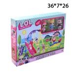Игровая площадка кукол ЛОЛ (LOL)