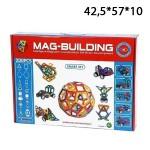 Магнитный конструктор MAG BUILDING 200 деталей