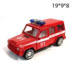Машина Пожарная, инерционная
