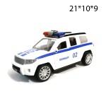 Машина Полиция, инерционная