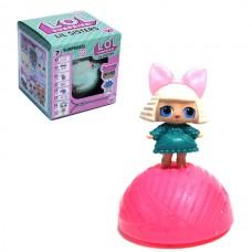 Кукла сюрприз LOL в шарике 1шт. Вторая серия