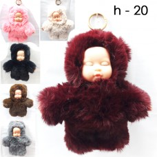 Лялька Пушистый Брелок (большая)