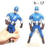 Фигурка Механическая Капитан Америка