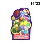 Игровой набор flipazoo игрушка вывернушка 2 в 1