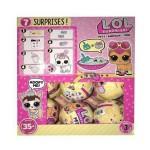 Кукла сюрприз LOL PETS в шарике 18шт. 3 серия.
