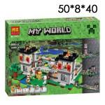 """Конструктор (Minecraft) Майнкрафт """"Крепость"""", 990 дет."""