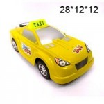 Машина Такси в пакете
