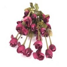 Цветок 1 (красный)  1шт.
