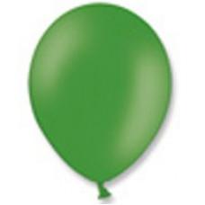Шары (12/30см) зеленые 100 шт.