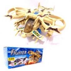 Вертолет Fighter музыкальный, светящийся