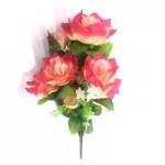 Роза Экзюпери (розовая)  1шт.