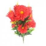 Цветок (красный)  1шт.