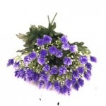 Цветок 2 (синий)  1шт.