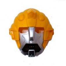 Маска Трансформер желтый