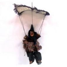 Баба - Яга с парашютом  музыкальная, светящаяся