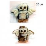 Мягкая игрушка Сова с крыльями