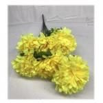 Хризантемы. (желтый)  1шт.