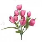 Тюльпан. (розовый)  1шт.
