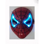 Маска Человек-паук Светящаяся