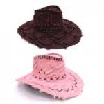 Шляпа Ковбой Джинсовая