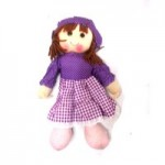 Мягкая кукла 2
