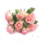 Роза 1 (розовая)  1шт.