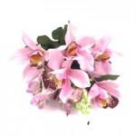Орхидея. (розовая)  1шт.