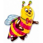 Шар (38/97 см) Фигура, Пчела, 1 шт.