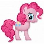 Шар (14/36 см) Мини-фигура, Милая пони Пинки Пай, 1 шт.