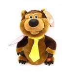 Медведь Шпунтик Поёт: песню За глаза твои карие