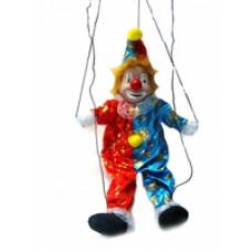 Клоун марионетка (большая)