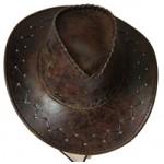 Шляпа Ковбоя (Кожа)