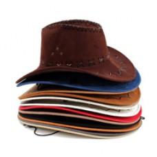 Шляпа Ковбой Замша