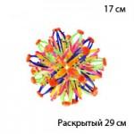 Шар сфера молекула (цветная)