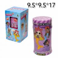 Кукла сюрприз Капсула в коробке