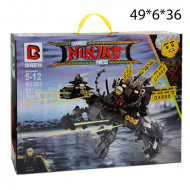 Конструктор (Ninja ) Паук 581 дет