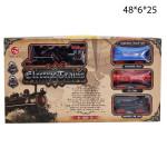 Железная дорога (Electric Train ) 3 вагончика