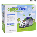 Робот (Green Life) от солнечной батарей